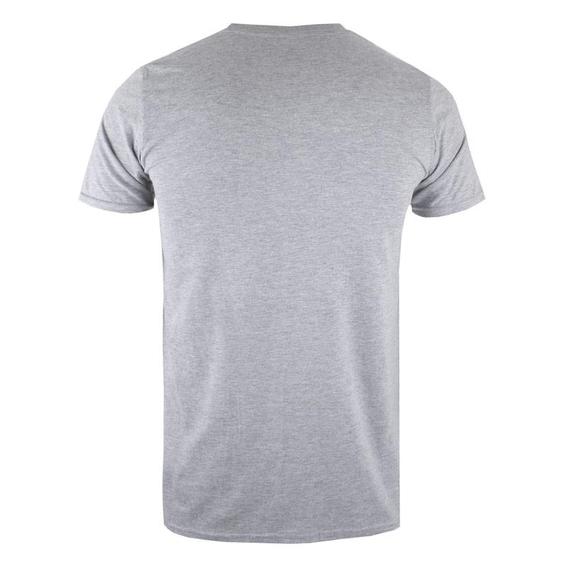 Tričko Marvel Mens Avengers Infinity Group T-Shirt Grey