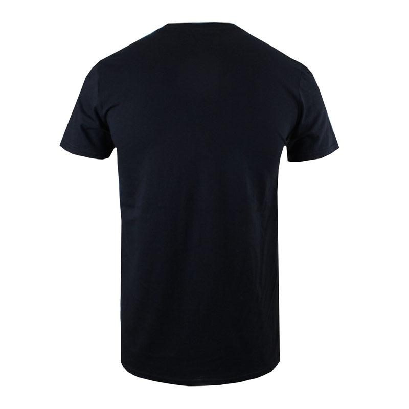 Tričko Marvel Mens Avengers Infinity Logo T-Shirt Black