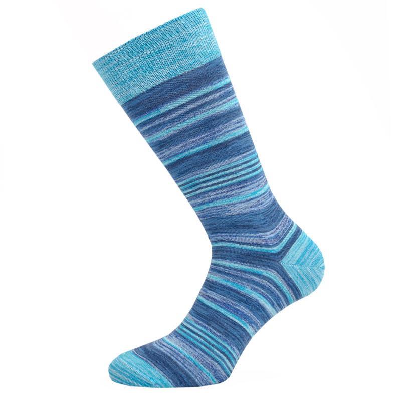 Ponožky Pretty Green Mens Zephyr Socks Navy