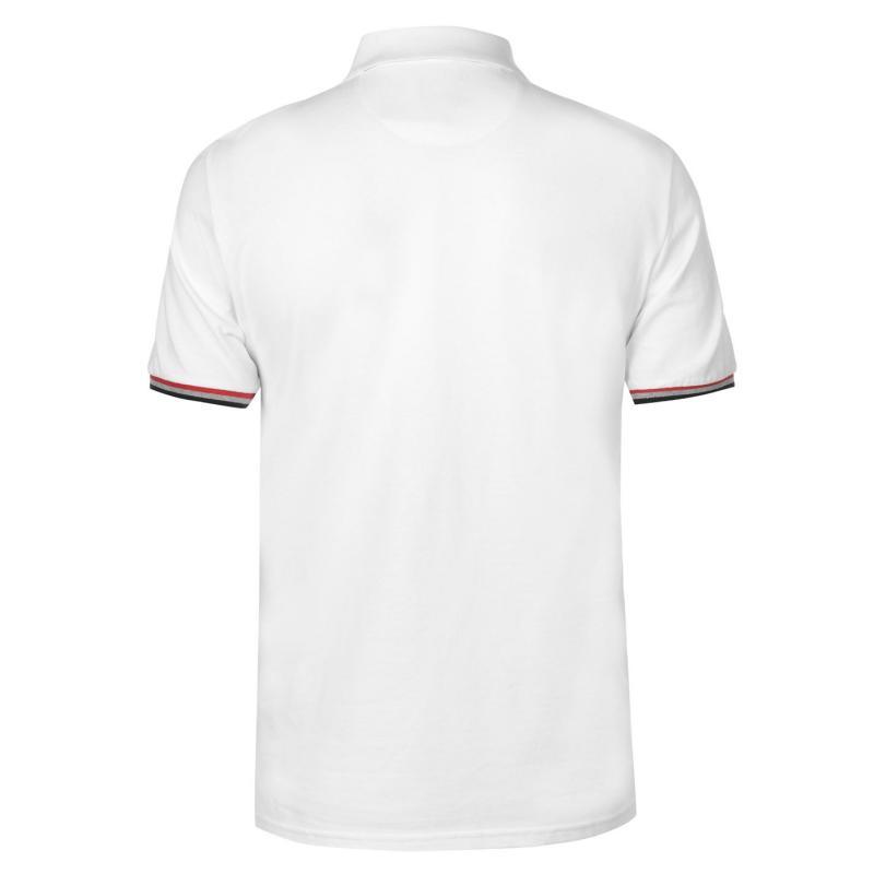 Champion Basic Polo Shirt White