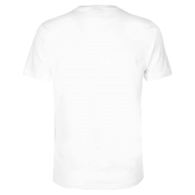 Tričko Champion Basic T Shirt White