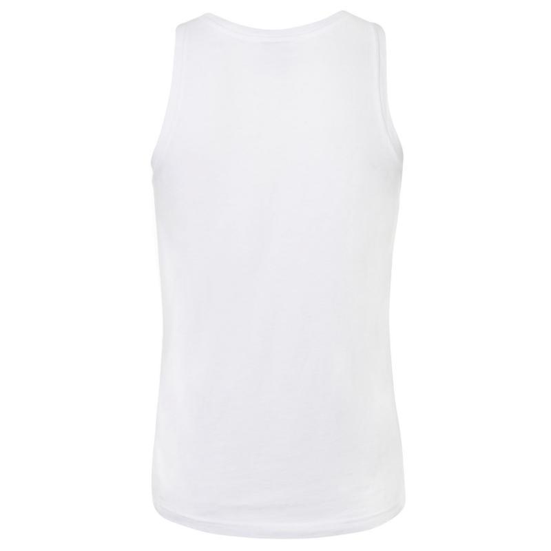 Tílko Champion Vest Top White SMU