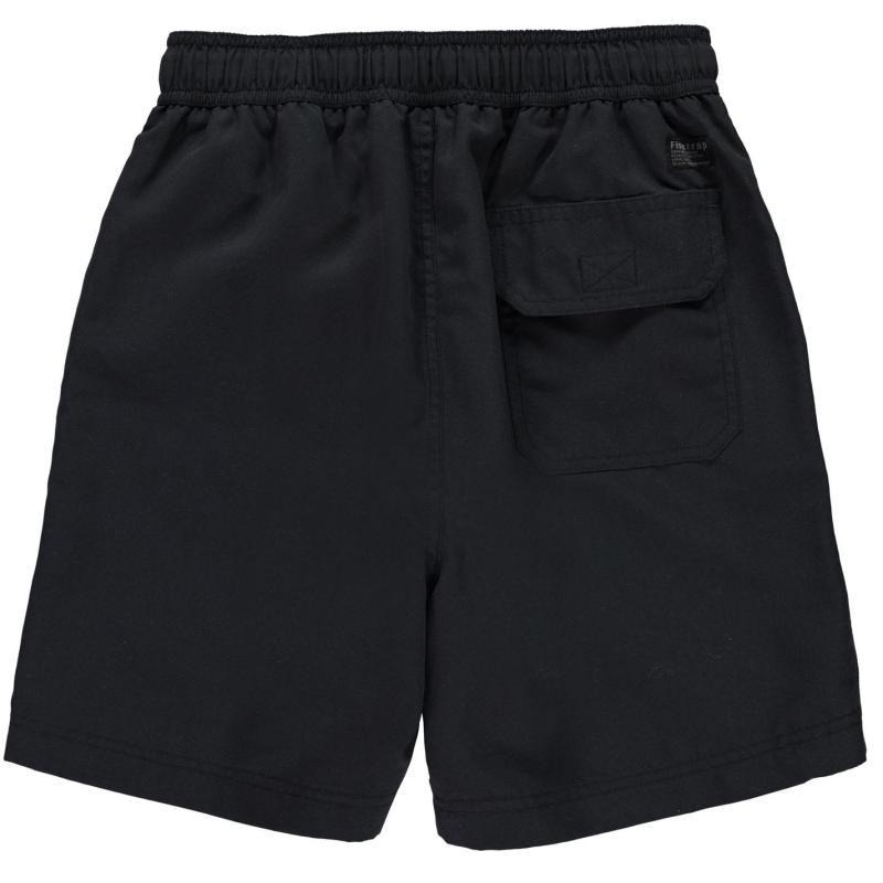 Plavky Firetrap Swim Shorts Junior Boys Navy