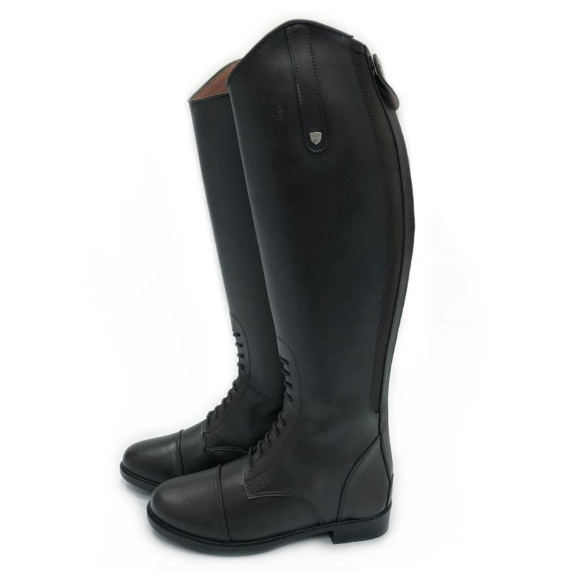 Horseware Laced Riding Boots Black