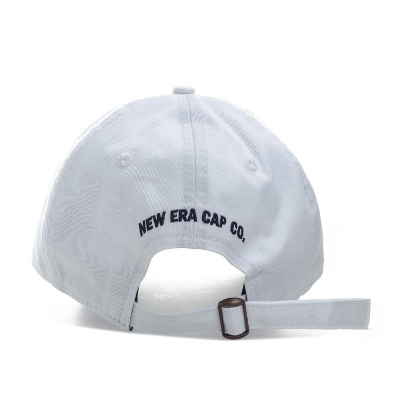 New Era Mens Unstructured 9Forty Cap White