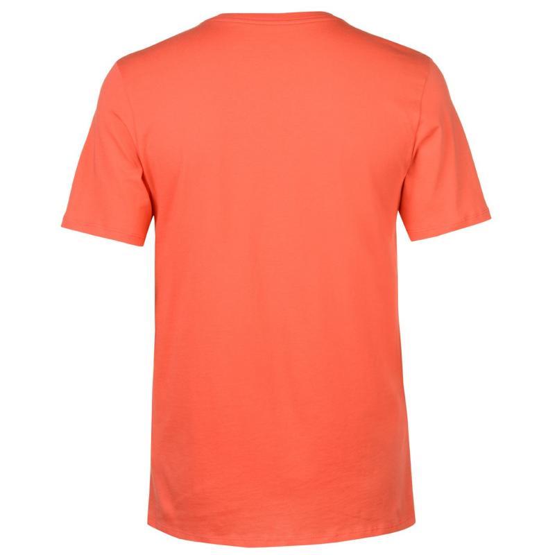 Tričko Nike Just Do It T Shirt Mens Orange