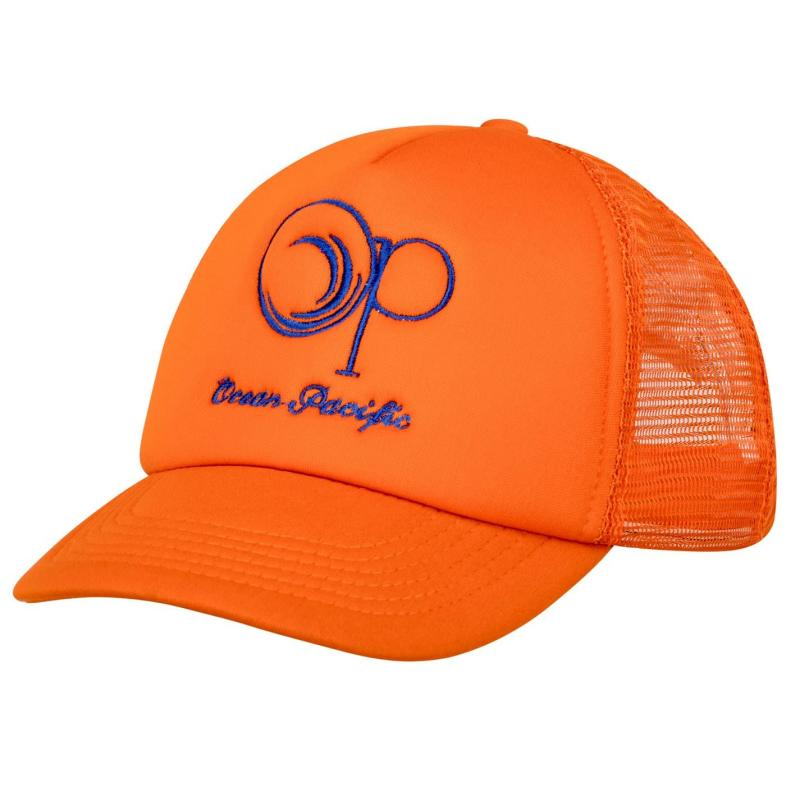 Ocean Pacific Trucker Cap Mens Orange