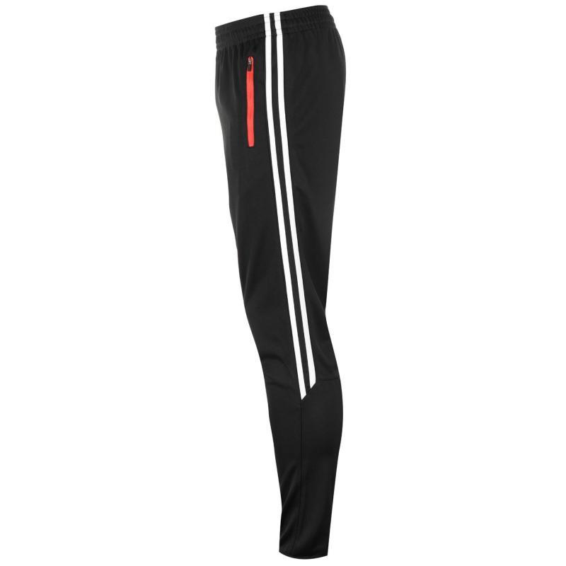 Tepláky ONeills Cooper Skinny Pants Mens Black/Red/Wht