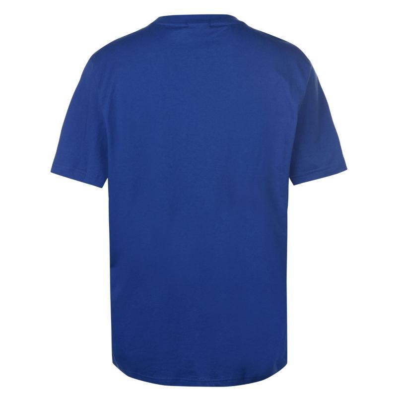 Tričko Canterbury Vapo CCC Logo T Shirt Mens Blue