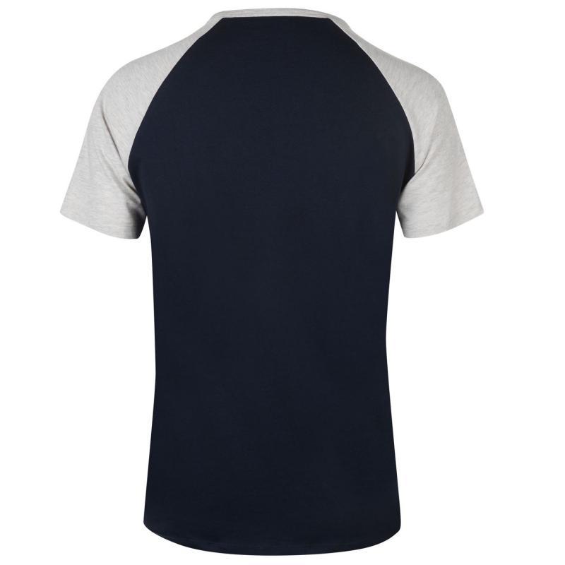 Tričko Jack and Jones Newstan T Shirt Treated White