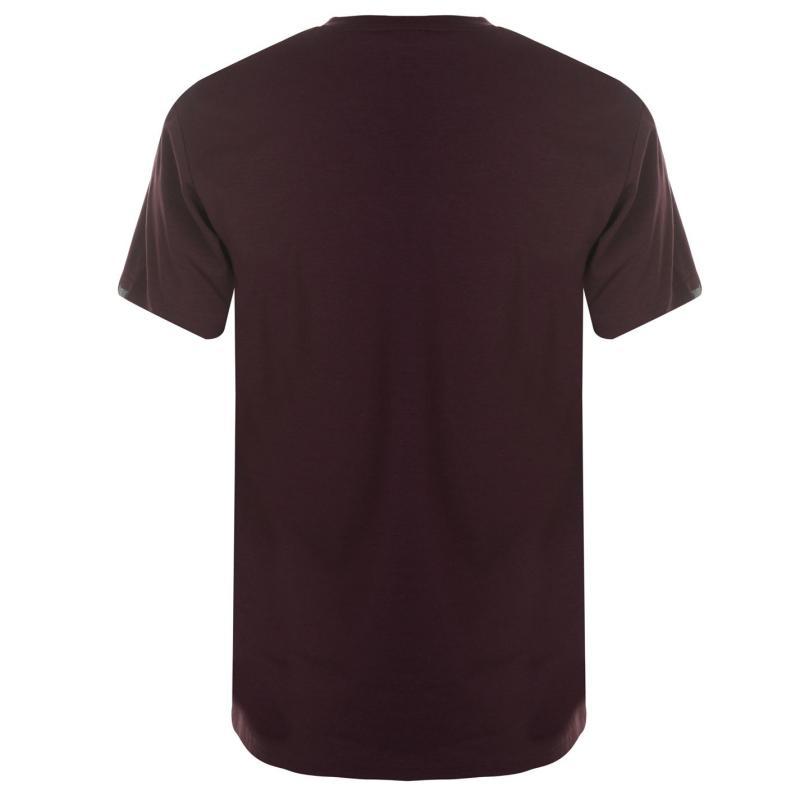 Tričko Karrimor Organic TShirt Mens Purple Marl
