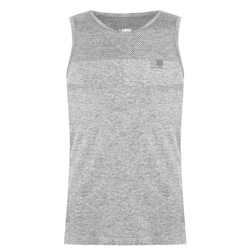 Tílko Karrimor X ML Vest Mens Grey Marl