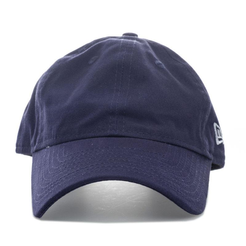 New Era Mens Unstructured 9Forty Cap Navy