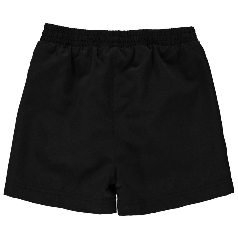 Kraťasy Slazenger Woven Shorts Infants Poppy Red