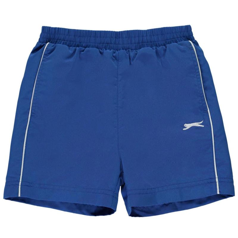 Kraťasy Slazenger Woven Shorts Infants Royal