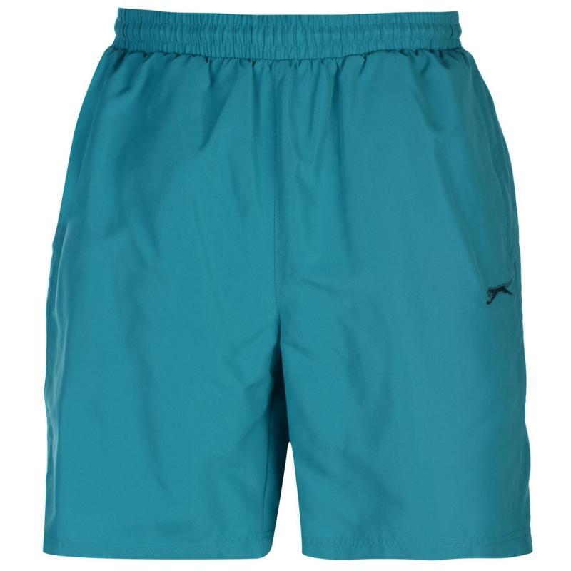 Slazenger Woven Shorts Mens Red
