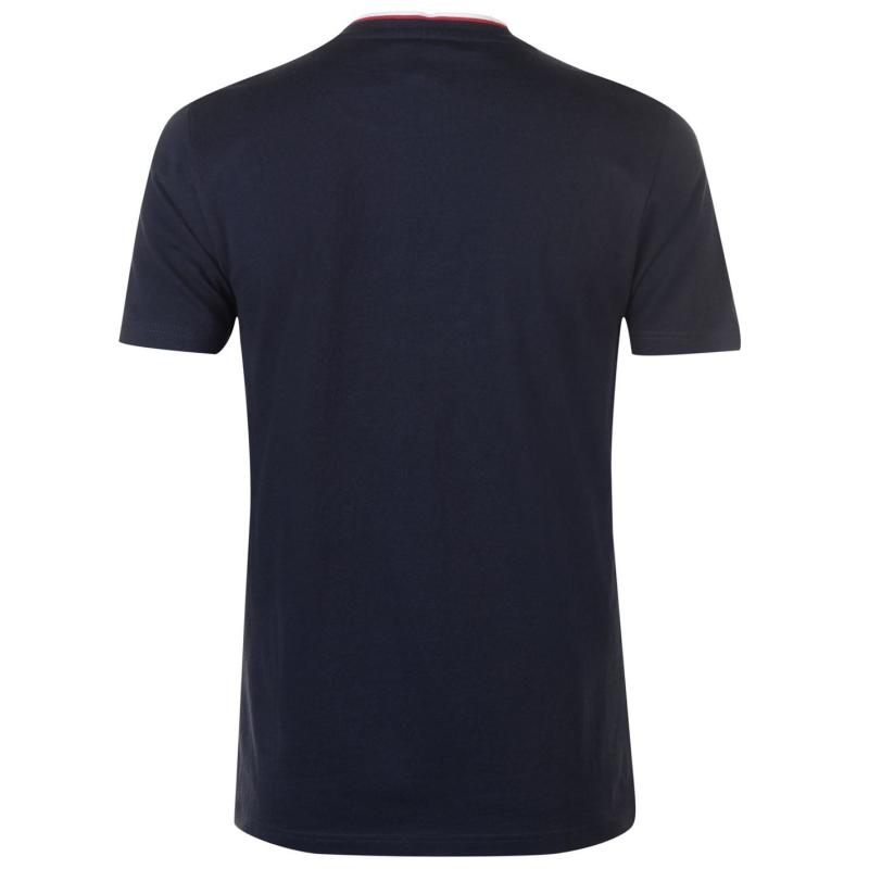 Tričko SoulCal Deluxe SCCO T Shirt Navy