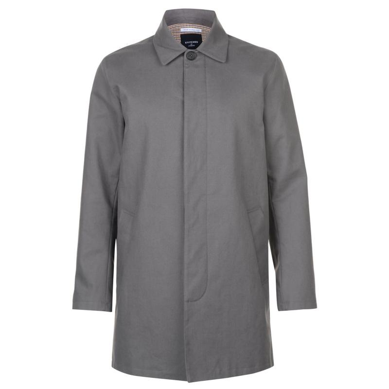 Stitches of London of London Raincoat Mens -