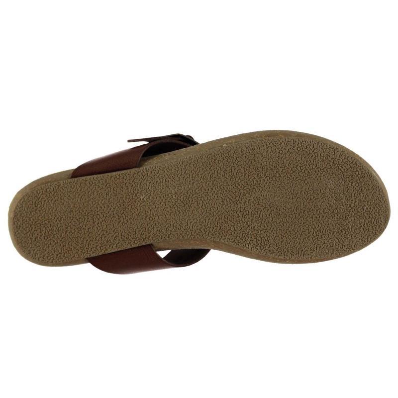 Boty Blowfish Greco Sandals Black