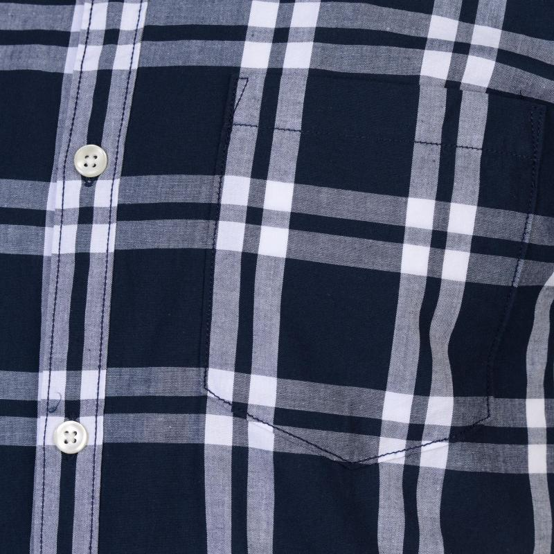 Jack and Jones Original Fischer Short Sleeve Shirt Total Eclipse