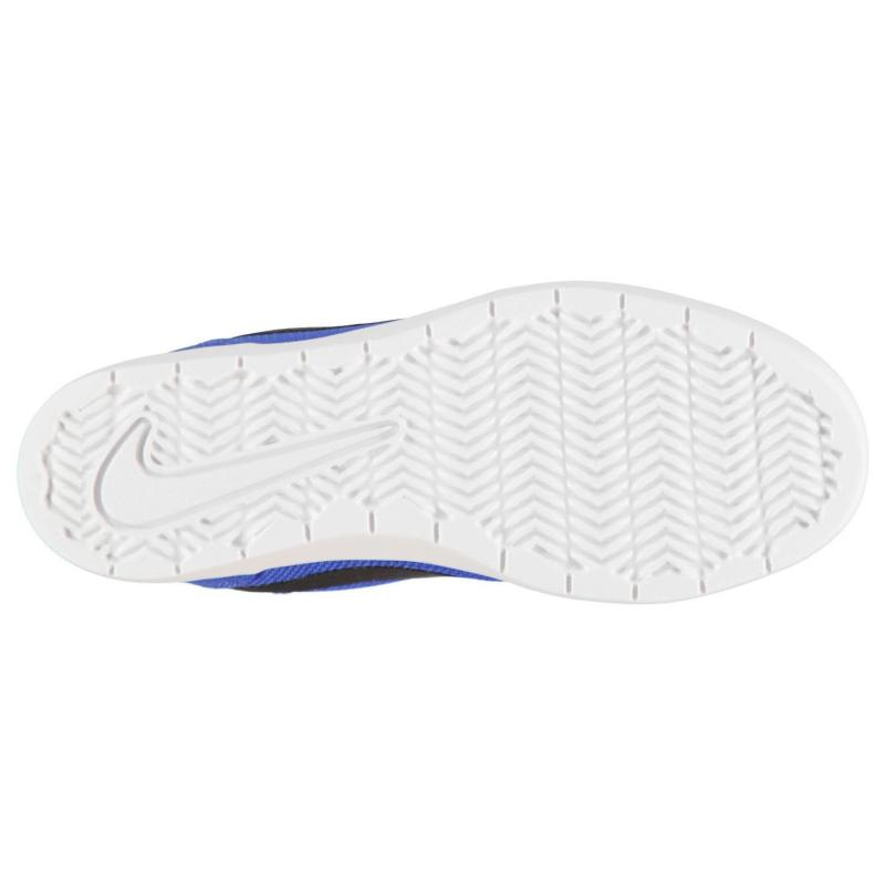 Boty Nike SB Portmore Ultralight Shoes Junior Boys Royal/Black