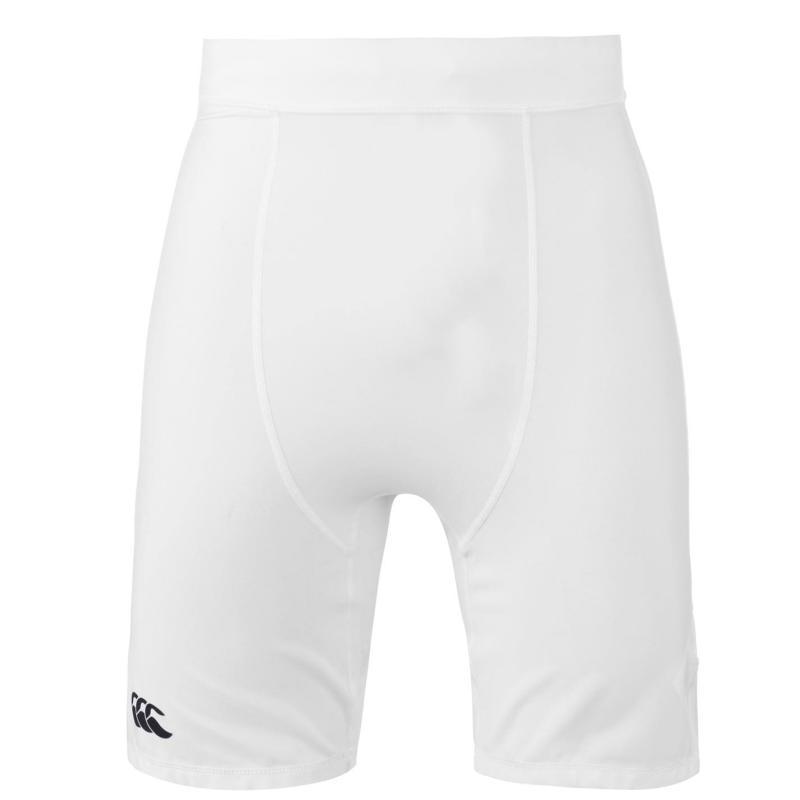 Canterbury Bil Cont Shorts Mens White