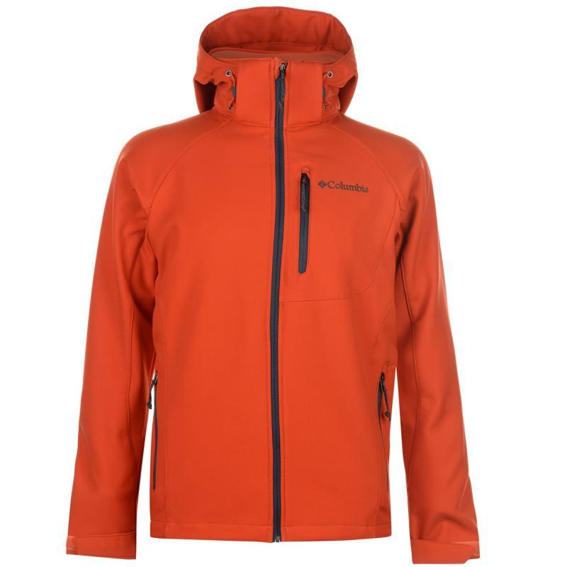 Columbia Ridge 2 Softshell Jacket Mens Blue