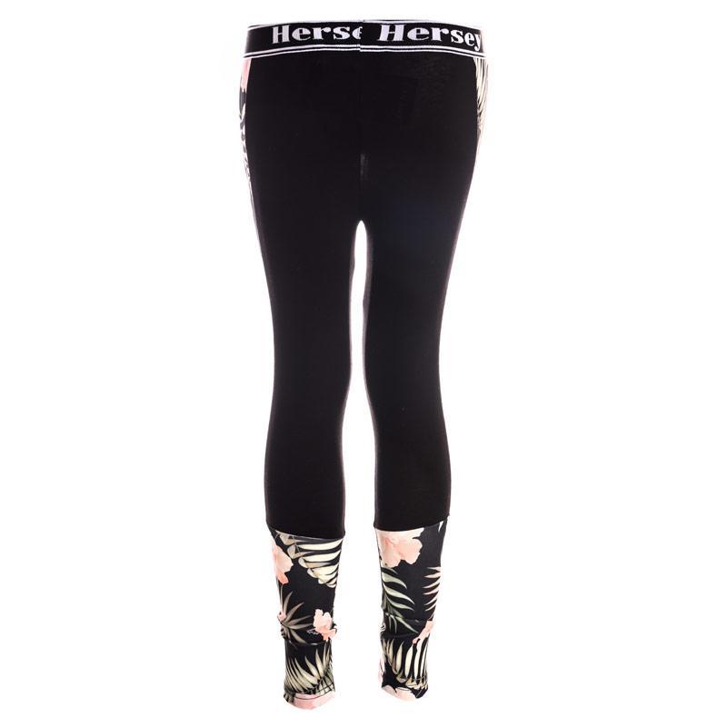 Beck And Hersey Junior Girls Jess Legging Black
