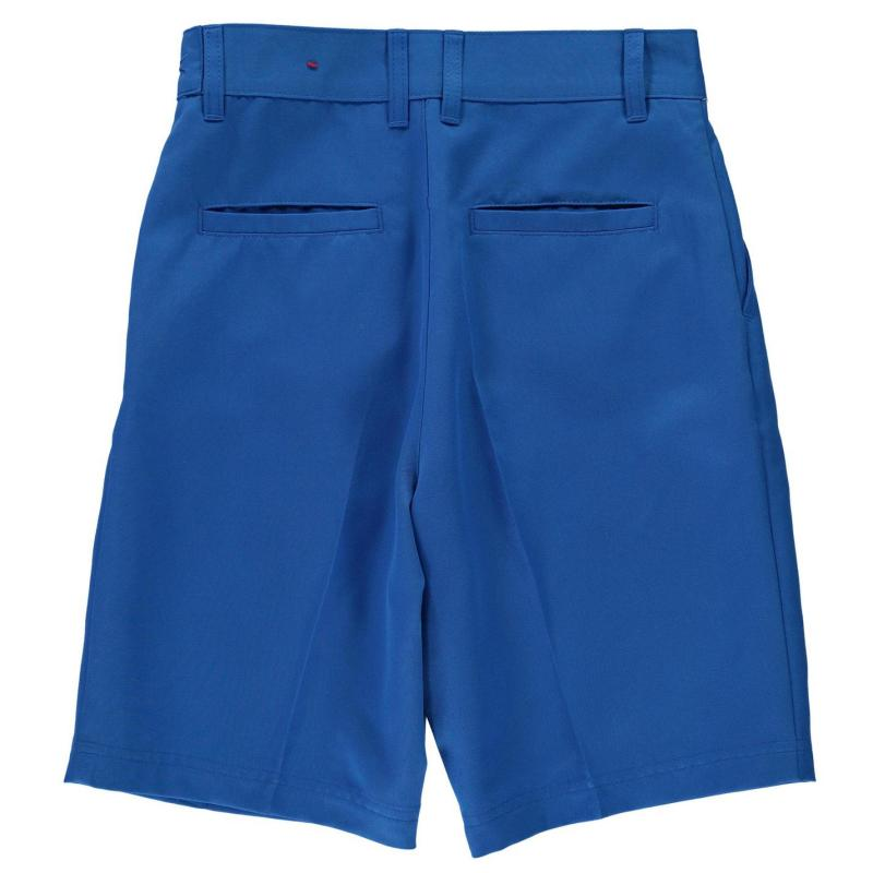 Kraťasy Slazenger Golf Shorts Junior Boys Blue