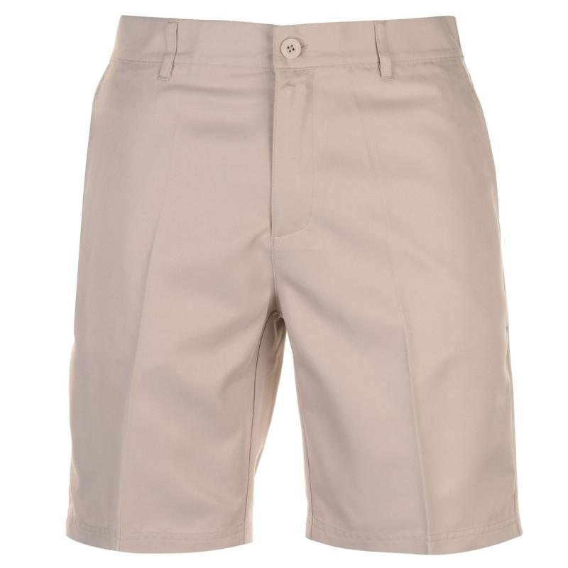 Slazenger Golf Shorts Mens Sand