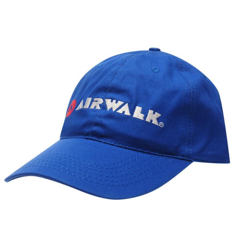 Airwalk Baseball Cap Mens Royal