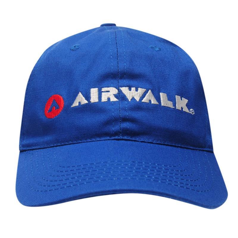 Airwalk Baseball Cap Mens Red