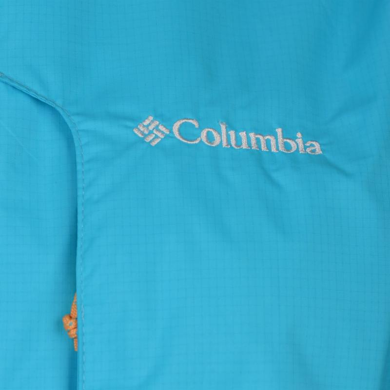 Columbia Peak 2 Litre Jacket Ladies Blue