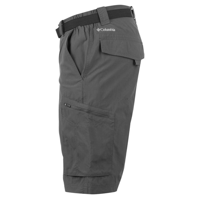 Columbia Silver Ridge Shorts Mens Grey