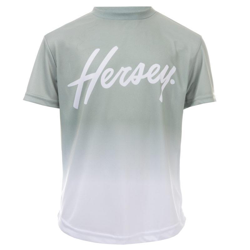 Tričko Beck And Hersey Junior Boys Mason T-Shirt olive