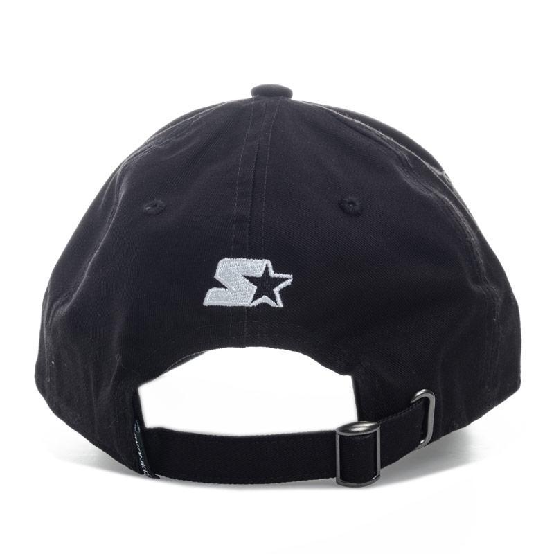 Gym King Mens Pitcher Cap Black