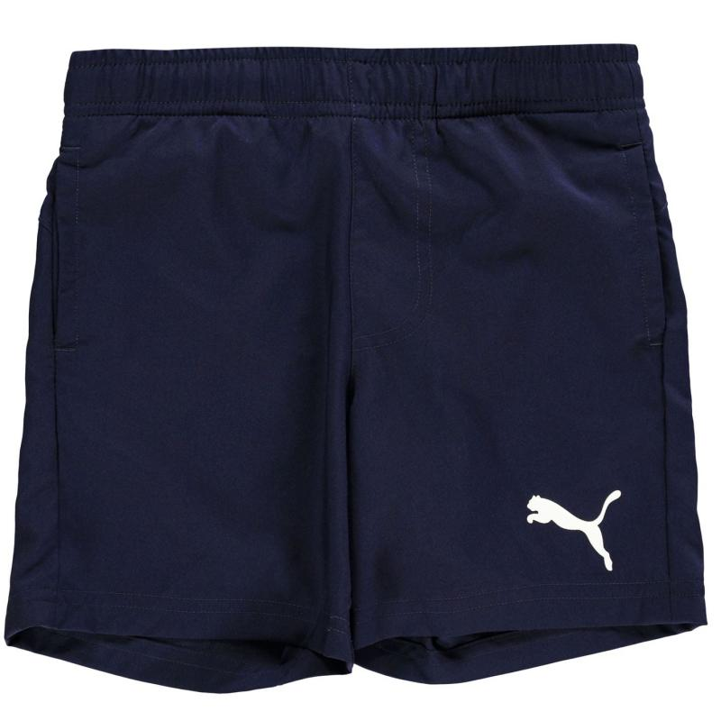 Kraťasy Puma Essential Logo Shorts Infant Boys Navy
