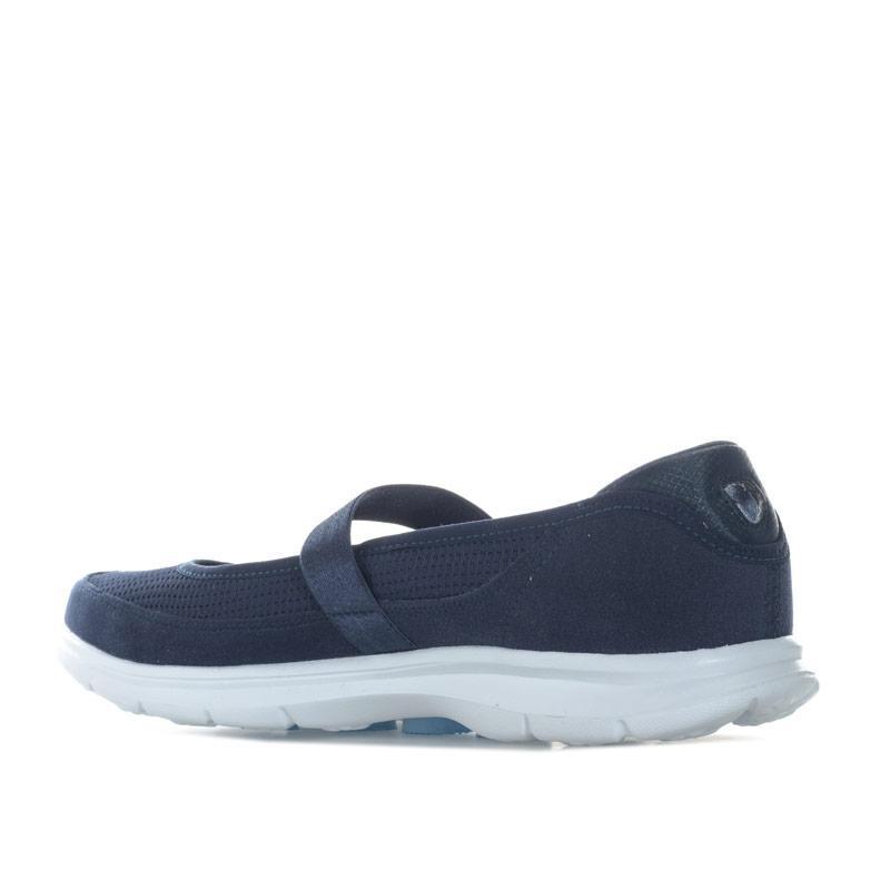 Obuv Skechers Womens Go Step Original Shoes Navy