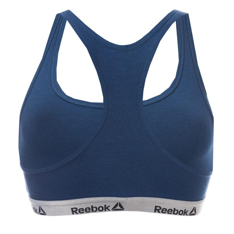 Reebok Womens Trixie Crop Top Blue