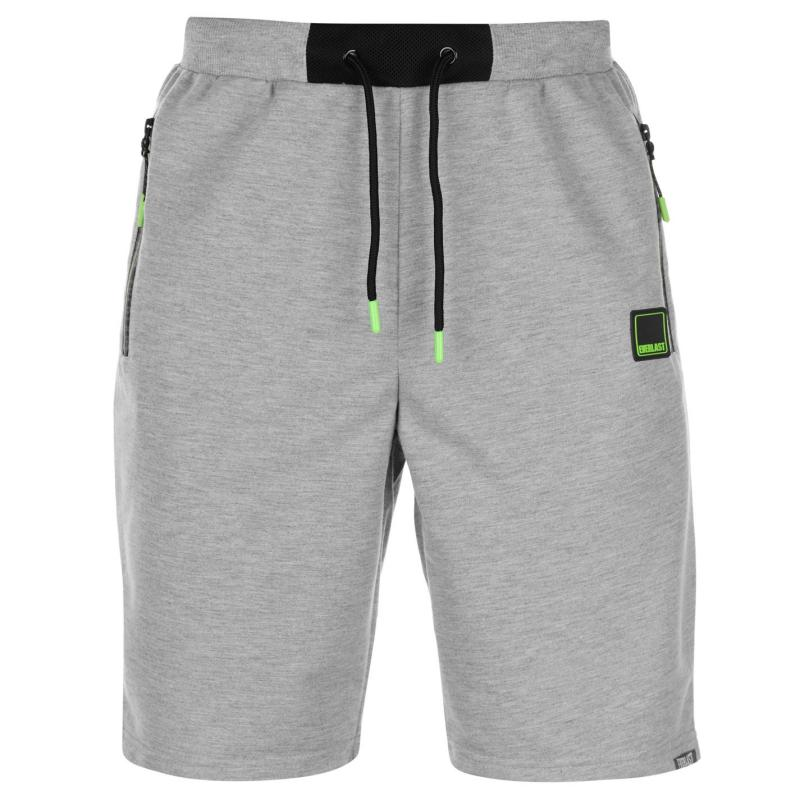 Everlast Premium Shorts Mens Grey Marl