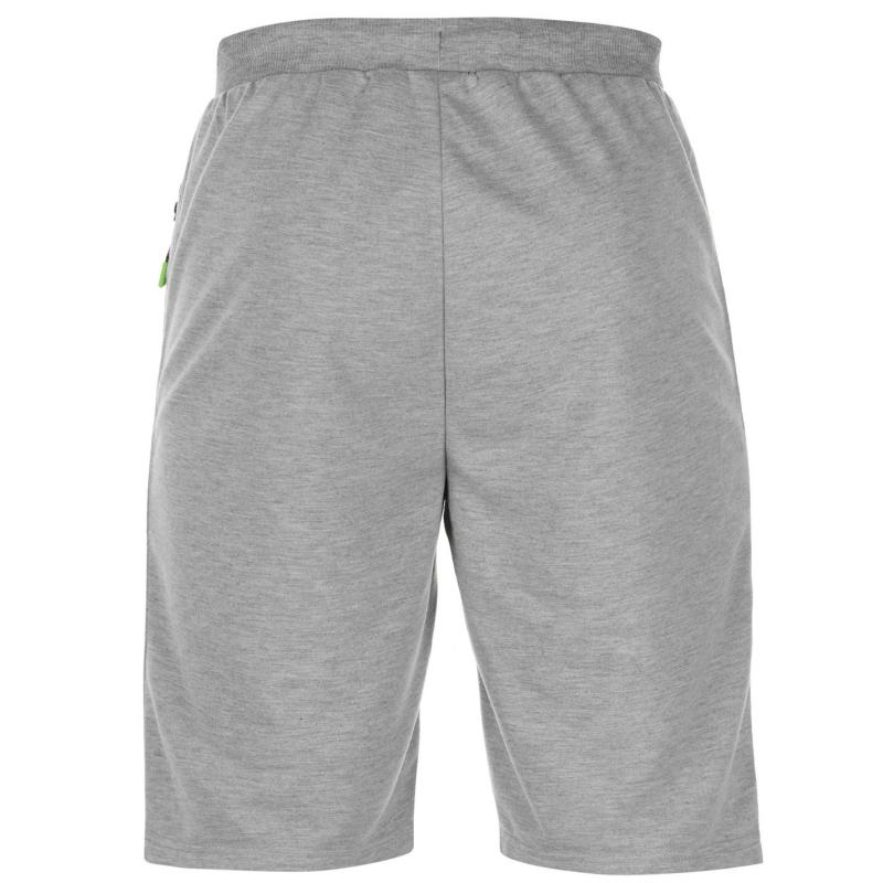 Everlast Premium Shorts Mens Grey Marl