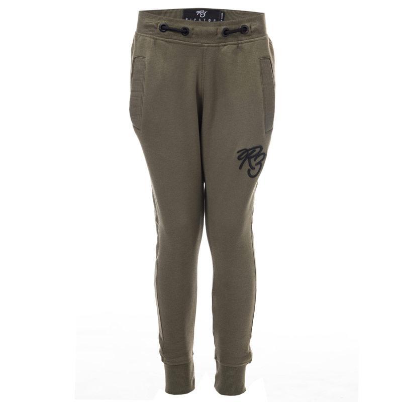 Kalhoty Ripstop Junior Boys Tyler Camo Jog Pant Khaki