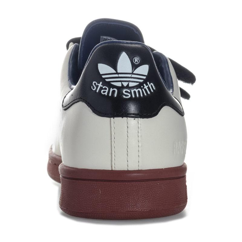Mens Raf Simons Stan Smith Comfort Trainers White