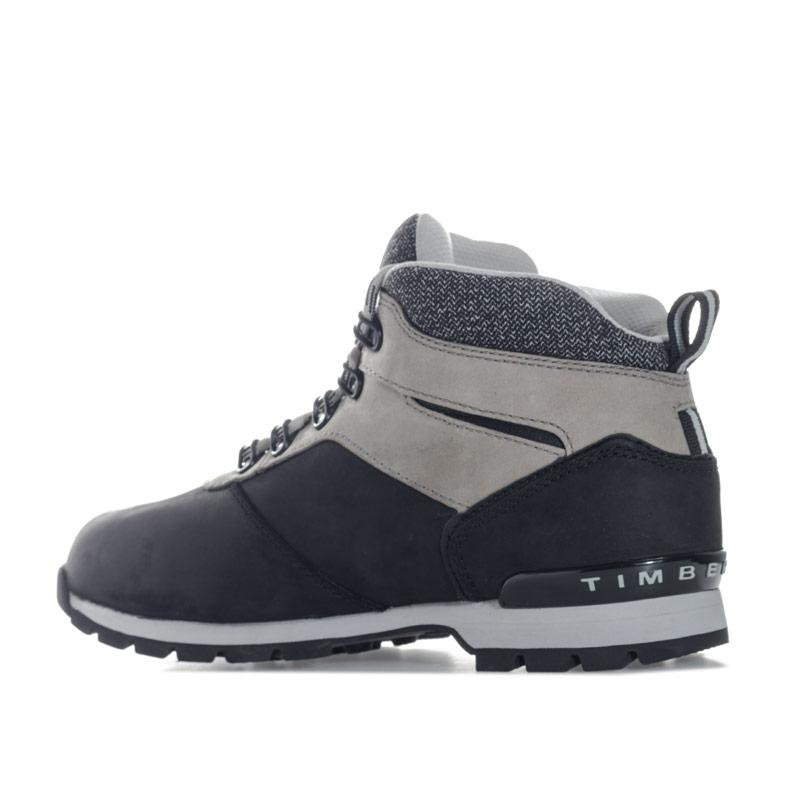 Boty Timberland Mens Splitrock 2 Boots Black
