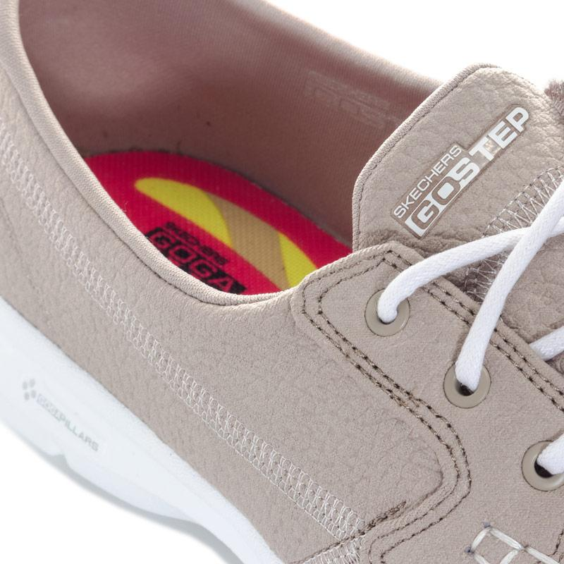 Skechers Womens Go Step Riptide Shoes Natural