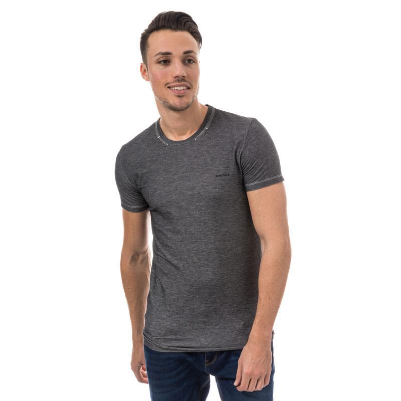 Tričko Diesel Mens Umtee Randal Underwear T-Shirt Black
