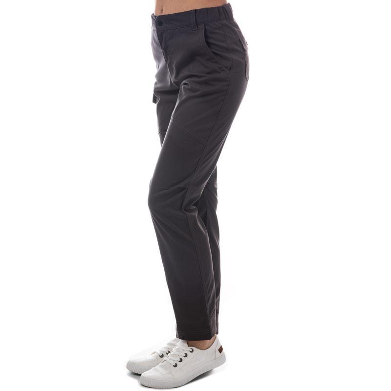 Kalhoty Berghaus Womens Navigator II Stretch Trousers Grey