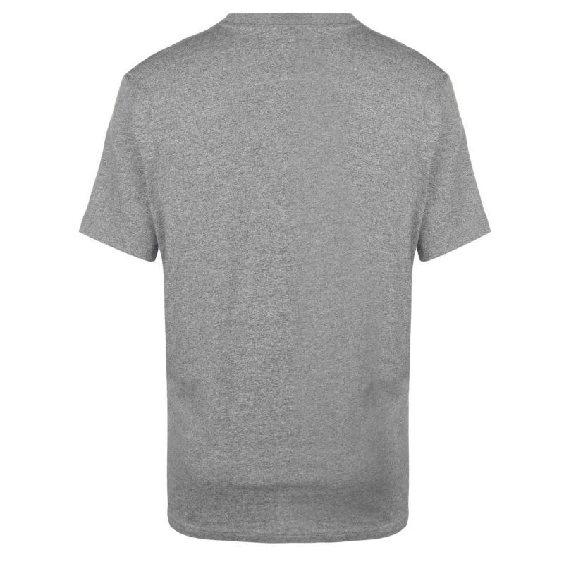 Tričko Canterbury VapoDri T Shirt Mens Grey Marl