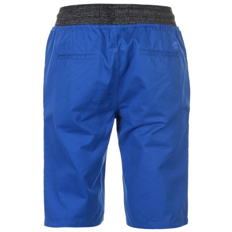No Fear RW Chino Shorts Mens Maz Blue