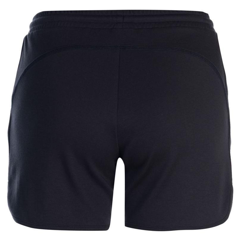 LA Gear Interlock Shorts Ladies Navy